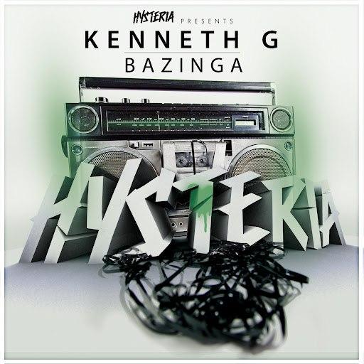 Kenneth G альбом Bazinga