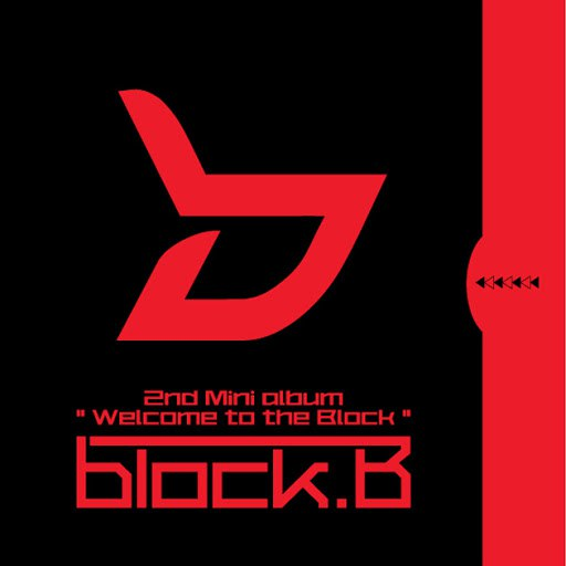 Block B альбом Welcome to the BLOCK