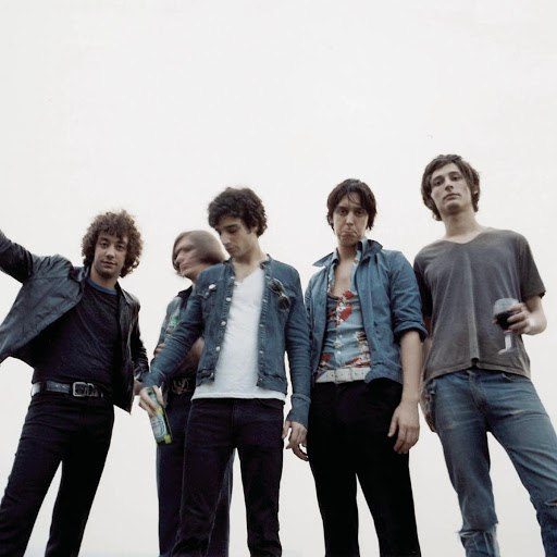 The Strokes альбом Soma (Live In Iceland)