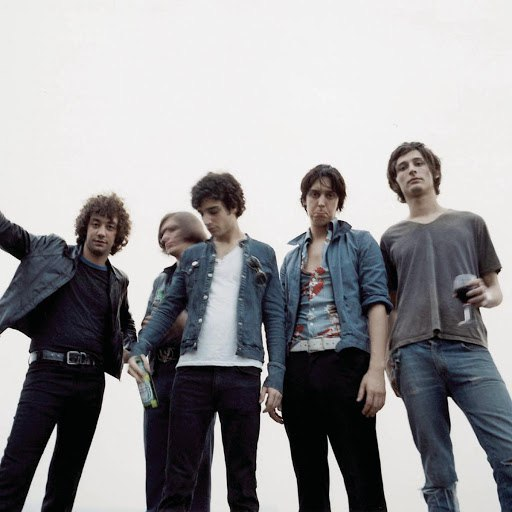 The Strokes альбом Alone, Together