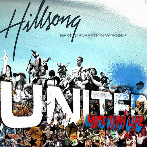 Hillsong United альбом More Than Life (Live)