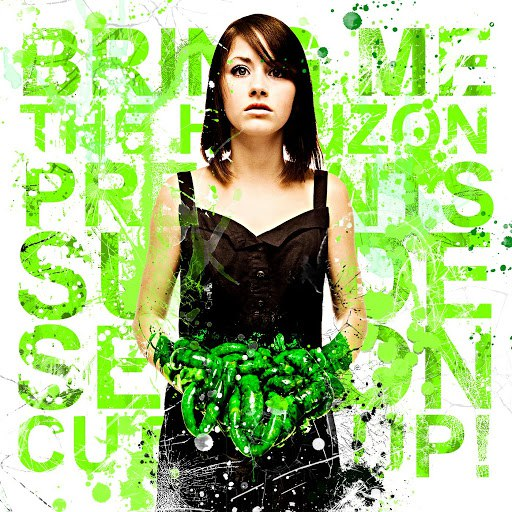 Bring Me The Horizon альбом Suicide Season Cut Up!