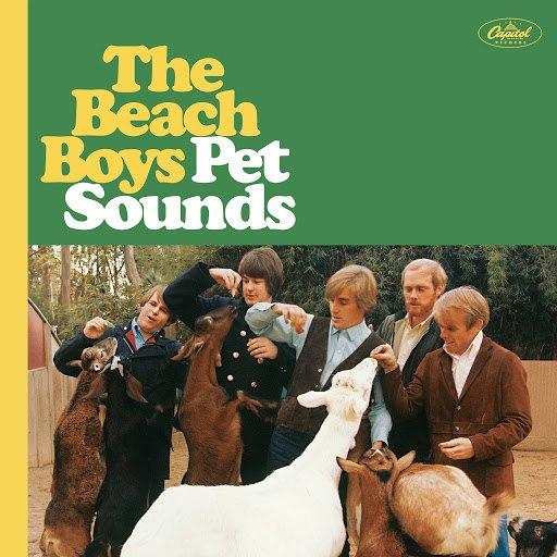 The Beach Boys альбом Pet Sounds (50th Anniversary Edition)