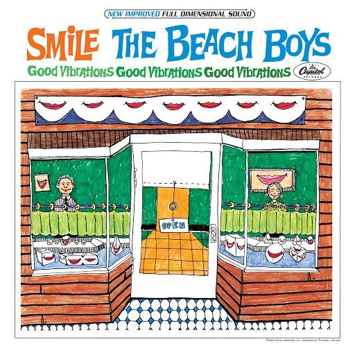 The Beach Boys альбом The Smile Sessions (Box Set)