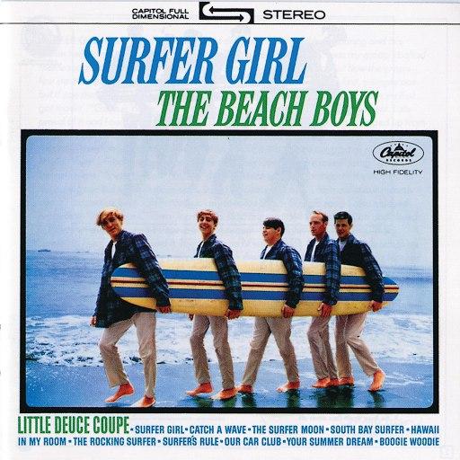 The Beach Boys альбом Surfer Girl (2001 - Remaster)