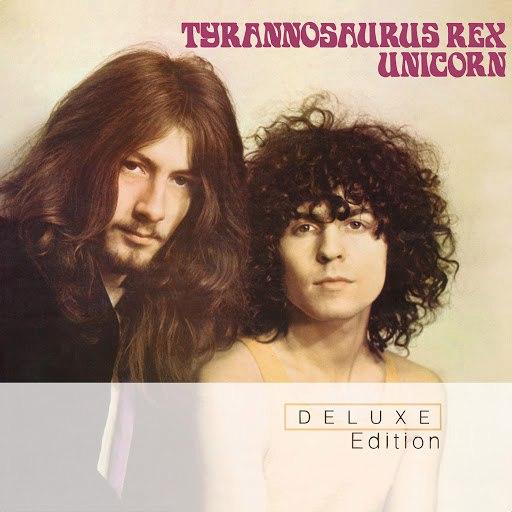 T. Rex альбом Unicorn (Deluxe)