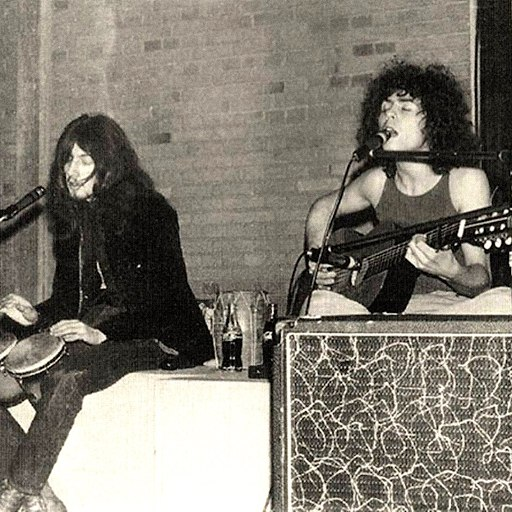 T. Rex альбом The Brondby Club (Live in Denmark 1969)