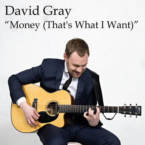 David Gray альбом Money (That's What I Want) (From Jim Beam's Live Music Series)