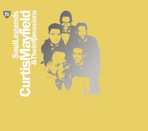 Curtis Mayfield альбом Soul Legends