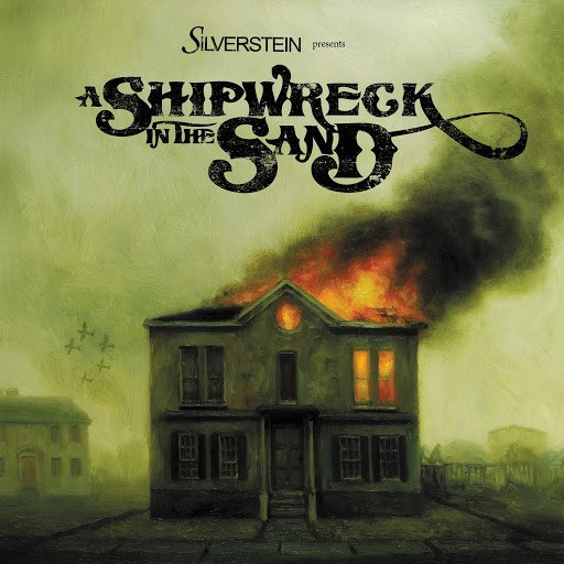 Silverstein альбом A Shipwreck In The Sand