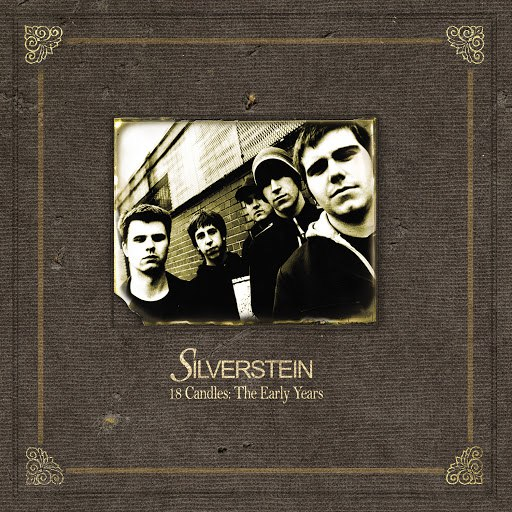 Silverstein альбом 18 Candles: The Early Years