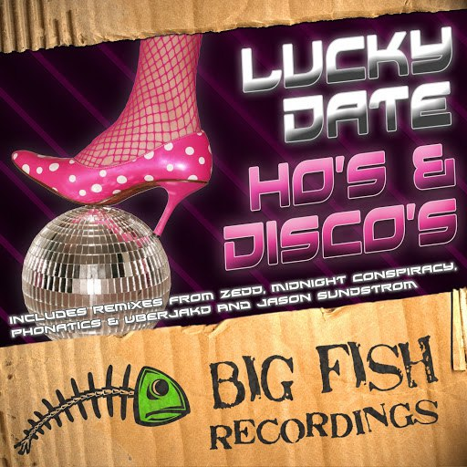 Lucky Date альбом Ho's & Disco's