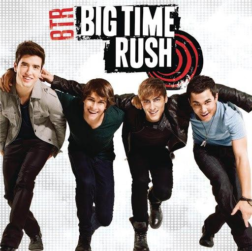 Big Time Rush альбом BTR