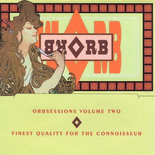 The Orb альбом Orbsessions Volume 2