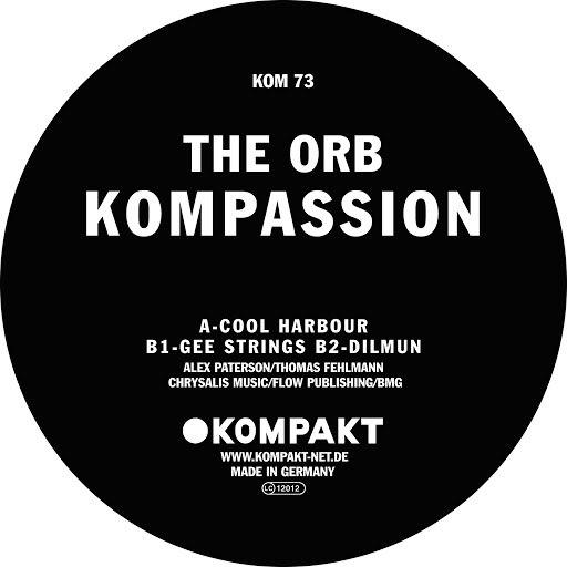 The Orb альбом Kompassion