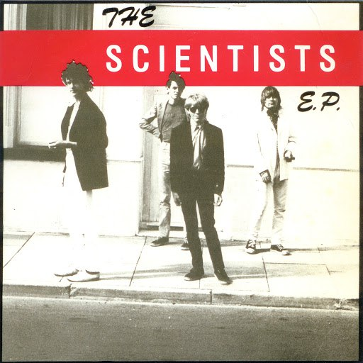 The Scientists альбом The Scientists E.P.