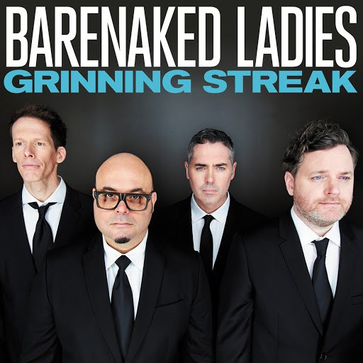 Barenaked Ladies альбом Grinning Streak