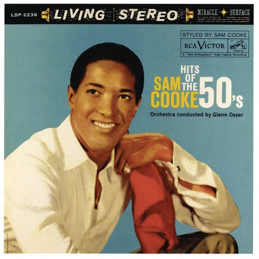 Sam Cooke альбом Hits Of The 50's