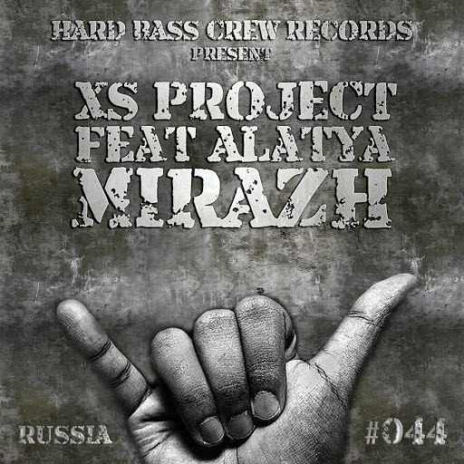XS PROJECT альбом Mirazh (feat. Alatya)