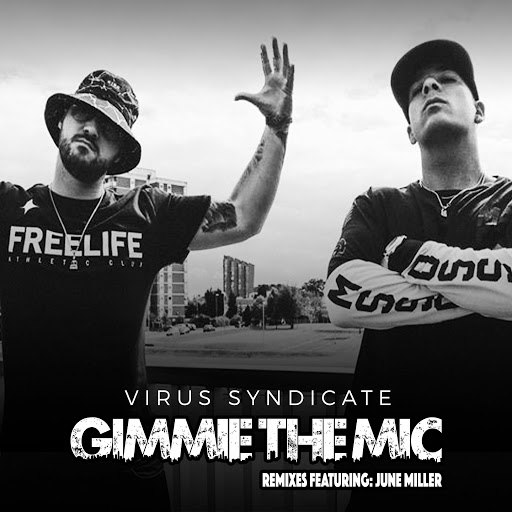 Virus Syndicate альбом Gimme the Mic (Remixed)
