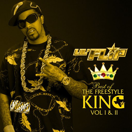 Lil' Flip альбом Best Of The Freestyle King Vol 1 & 2
