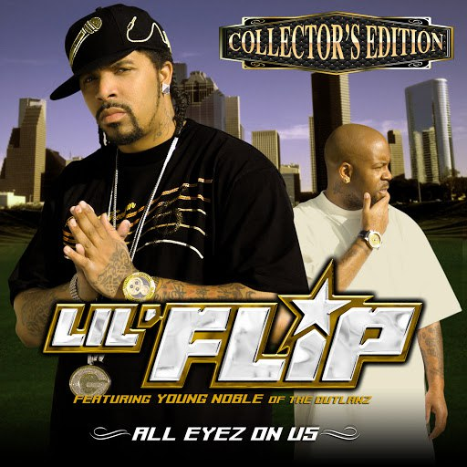 Lil' Flip альбом All Eyez on Us (Collector's Edition)