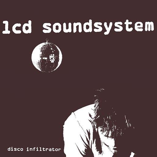LCD Soundsystem альбом Disco Infiltrator