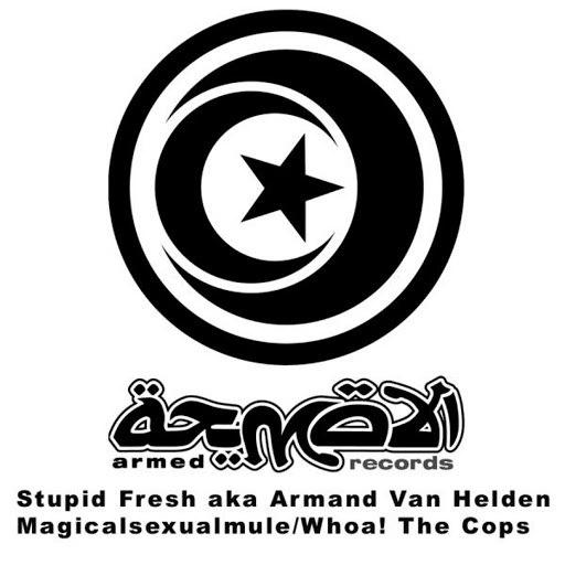 Armand Van Helden альбом Magicalsexualmule/Whoa! The Cops