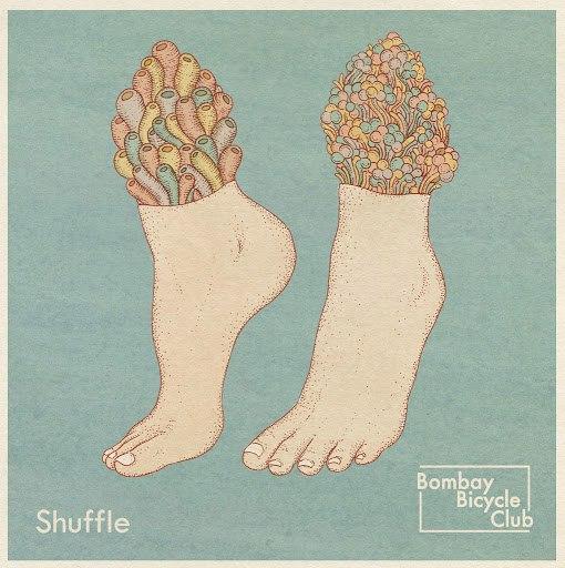Bombay Bicycle Club альбом Shuffle