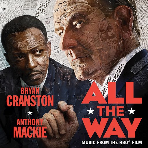 James Newton Howard альбом All The Way (Original Motion Picture Soundtrack)