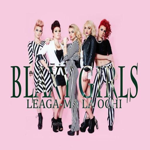 Blaxy Girls альбом Leaga-Ma la ochi