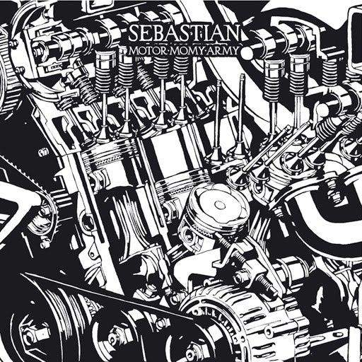 SebastiAn альбом Motor