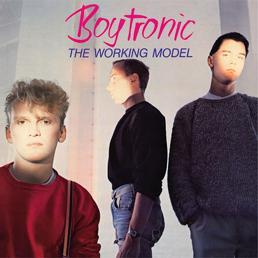 Boytronic альбом The Working Model (Deluxe Edition)