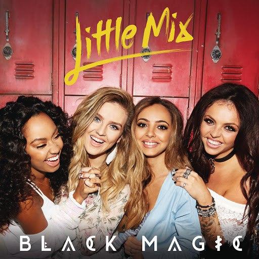 Little Mix альбом Black Magic