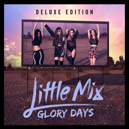 Little Mix альбом F.U.