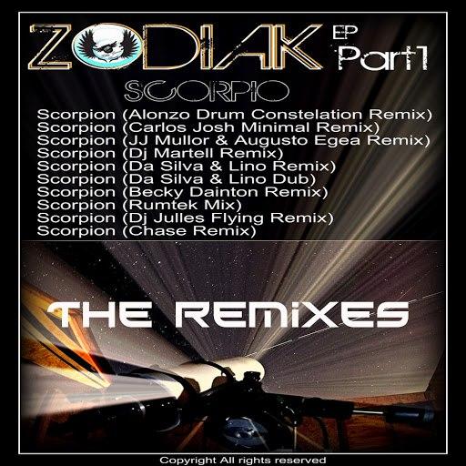 Alonzo альбом Scorpion (The Remixes)