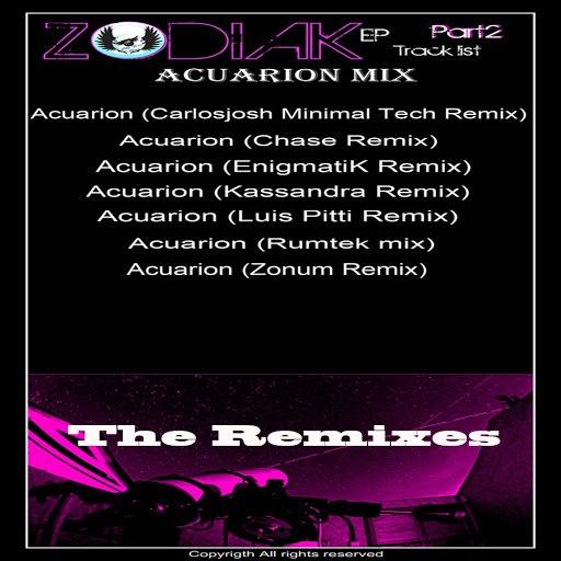 Alonzo альбом Acuarion (The Remixes)
