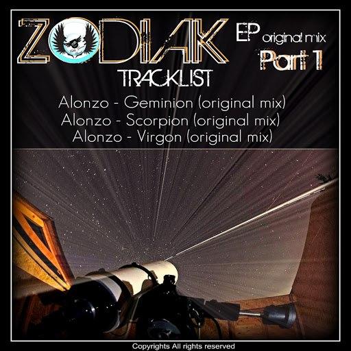 Alonzo альбом Zodiak EP Part 1