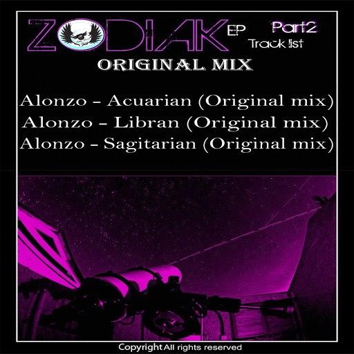 Alonzo альбом Zodiak EP Part 2