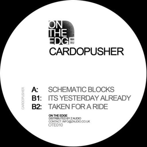 Cardopusher альбом Schematic Blocks