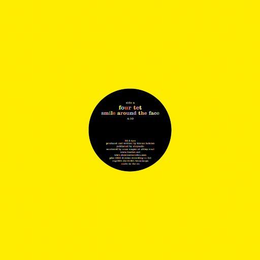 Four Tet альбом Smile Around the Face