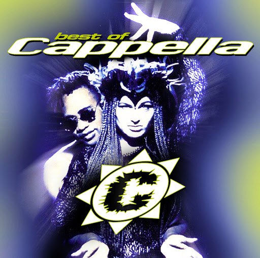 Cappella альбом Best Of Cappella