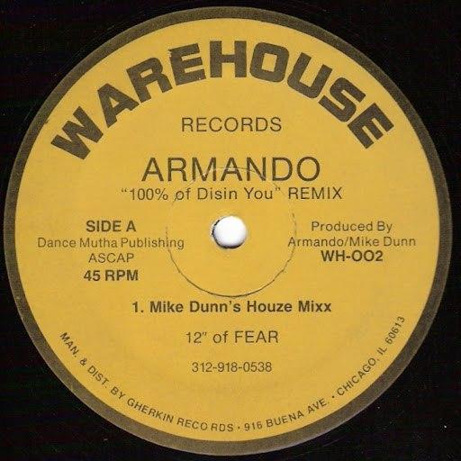 Armando альбом 100% of Dissin You Remixes