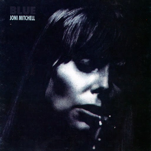 Joni Mitchell альбом Blue