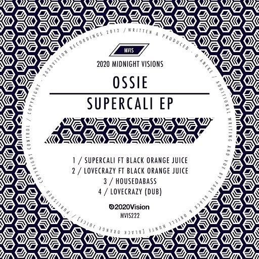 Ossie альбом Supercali EP