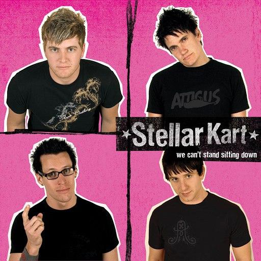 Stellar Kart альбом We Can't Stand Sitting Down