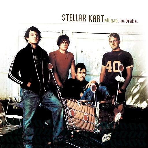 Stellar Kart альбом All Gas. No Brake.