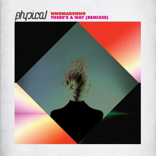 WhoMadeWho альбом There's a Way (Remixes)