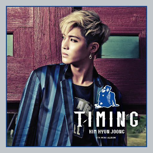Kim Hyun Joong альбом TIMING