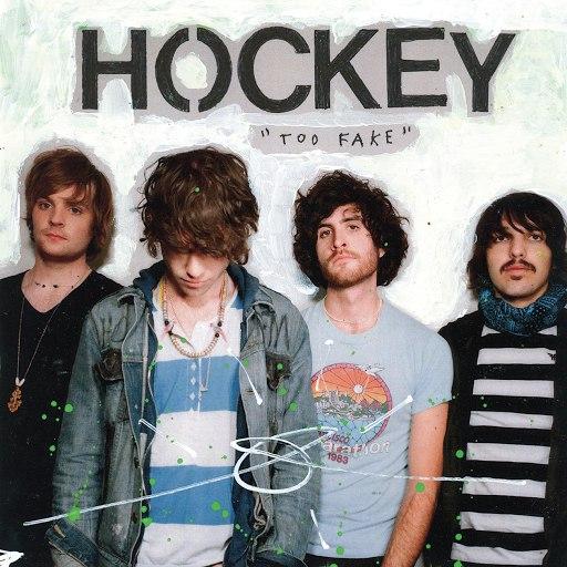 Hockey альбом Too Fake